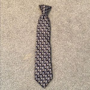 Other - Boys clip on tie
